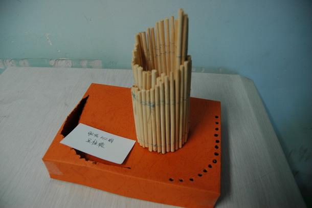 美术筷子立体构成图片